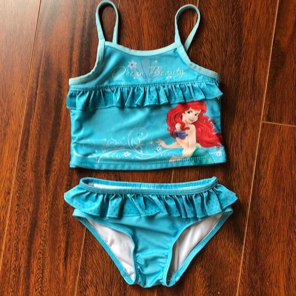 014f60e1b7 Disney Swim | Ariel The Little Mermaid Suit | Poshmark